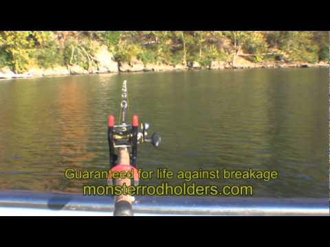 Fishing Rod Holders:  *Catfishing Rod Holders for Boats*