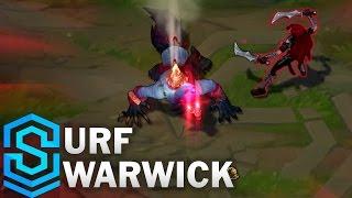 Urf Warwick (2017) Skin Spotlight - League of Legends