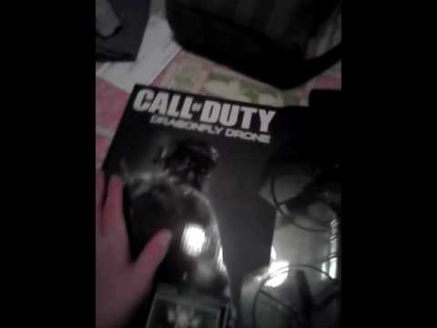 Call of duty black ops 2 drone unboxing and review part 1
