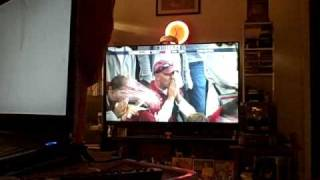 Vol fan reacts to Alabama blocking field goal