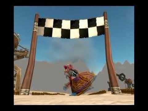 World Of Warcraft - Crazy Frog video