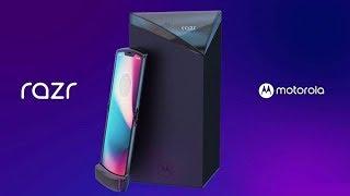 Motorola Razr 2019 V4 OFFICIAL FIRST LOOK!!!