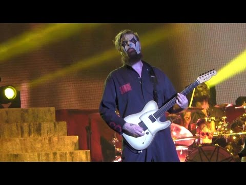 Slipknot LIVE Spit It Out - Toluca, Mexico 2016