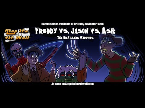Freddy vs. Jason vs. Ash: The Nightmare Warriors, Part 1 - Atop the Fourth Wall
