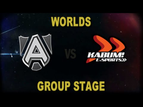 ALL vs KBM - 2014 World Championship Groups C and D D2G5