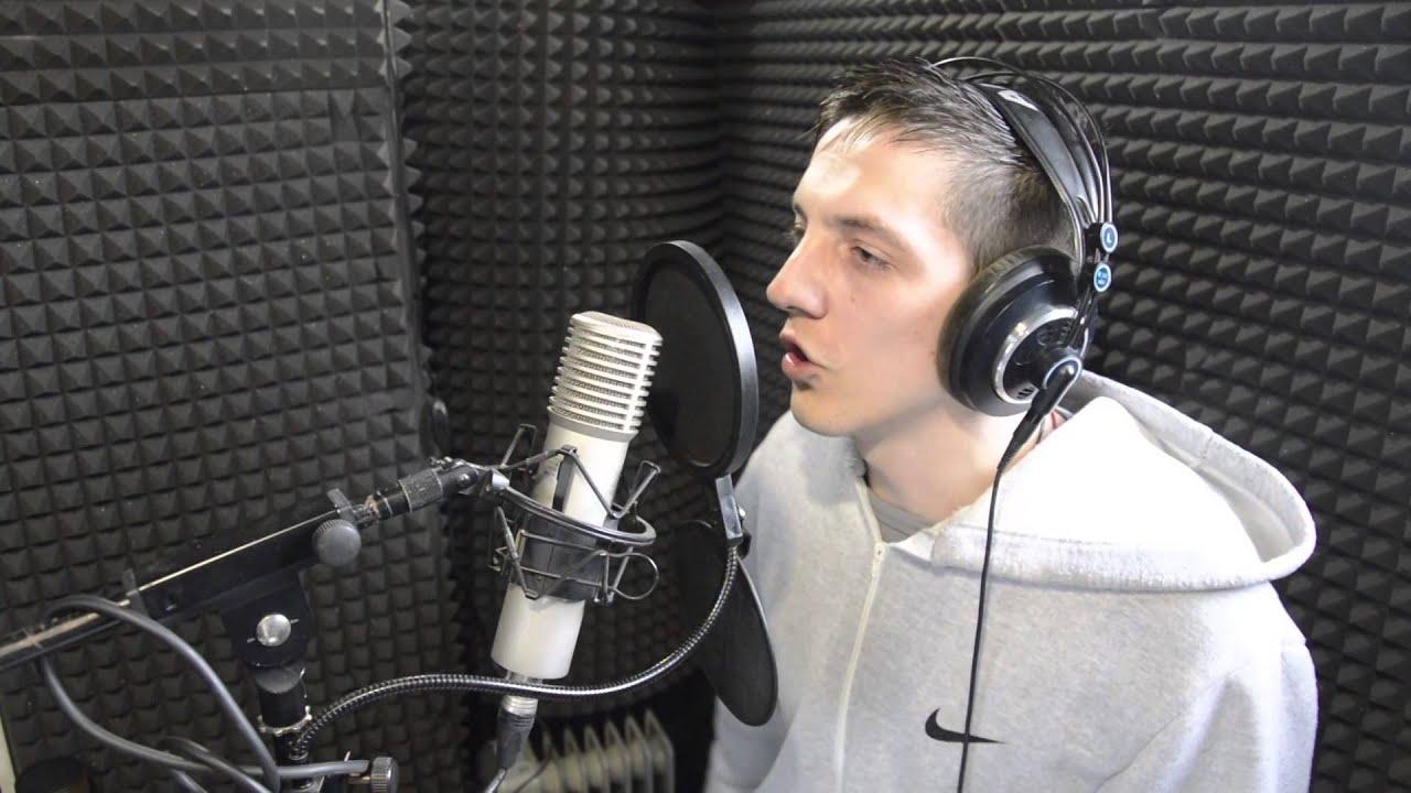 Запись рэп исполнителя . Студия звукозаписи RusStudio - YouTube