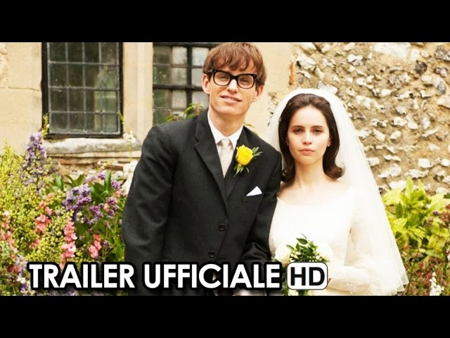 La Teoria del Tutto Trailer Ufficiale Italiano (2015) - Eddie Redmayne, Felicity Jones Movie HD