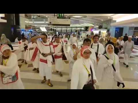 Video travel resmi umroh dan haji