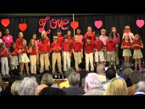 Salisbury Academy Grandpersons Day 2013 10 25
