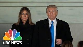 Donald Trump's Full Remarks At Inaugural Concert | NBC News