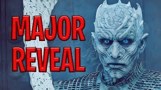 BREAKING NEWS! The Night King's Target & Intentions Revealed! | Game of Thrones Season 8