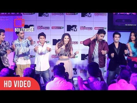 MTV Splitsvilla Season 8 | Dance | Sunny Leone | Ranvijay Singh | Contestant