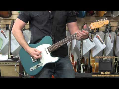 Phil X is BACK! 1966 Fender Telecaster 01397