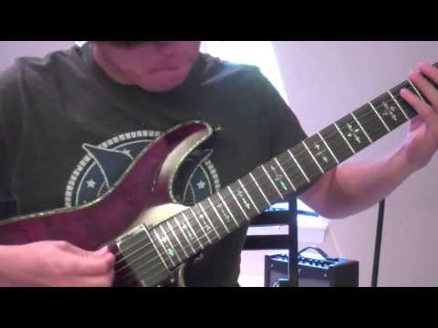 Fault Line-August Burns Red (guitar cover)