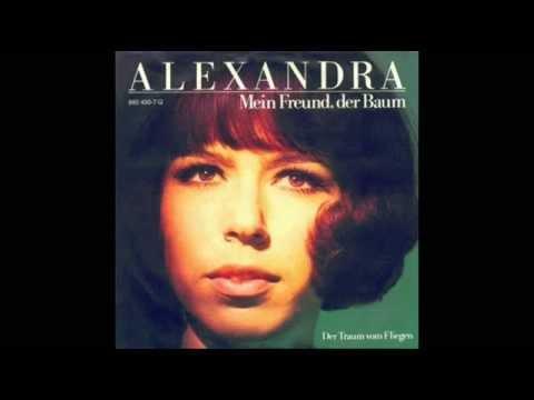 Alexandra - Mein Freund Der Baum