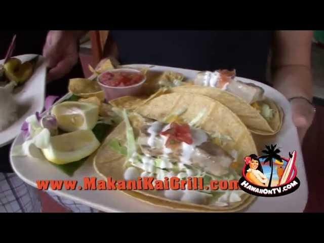 Makani Kai Island Grill & Bar - Lahaina, Hawaii