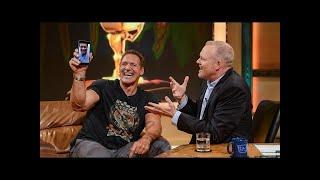 FaceTime mit Arnold Schwarzenegger! - Stefan telefoniert