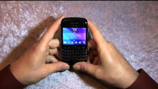 Blackberry Bold 9790 Unboxing