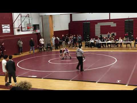 Cole's 1st match of 2018