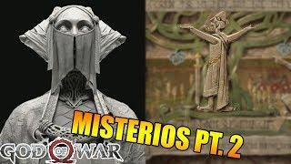 God of War: Los MÁS grandes MISTERIOS a resolver (PARTE 2) | SQS