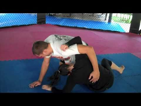 Jiu Jitsu Warm Up Drills Image 1