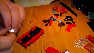 Polski Fiat 126p LEGO (COBI) 1:35