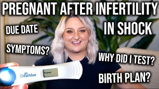 PREGNANT AFTER 15 YEARS OF INFERTILITY - Q&A