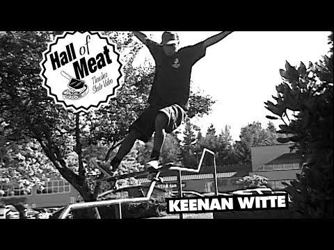 Hall Of Meat: Keenan Witte