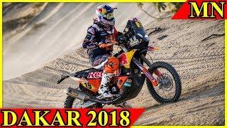 Dakar 2018 - Etappe 3-5 Bericht / Ergebnisse / Highlights | Motorrad Nachrichten