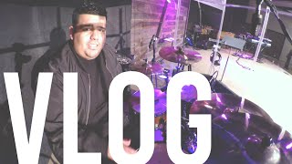 Drum VLOG // Guitar Center // Purchased New Cymbals & Heads // Drum Clean Up! CHECK IT OUT