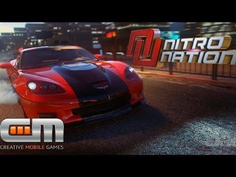 Скачать игру на андроид взломанную nitro nation