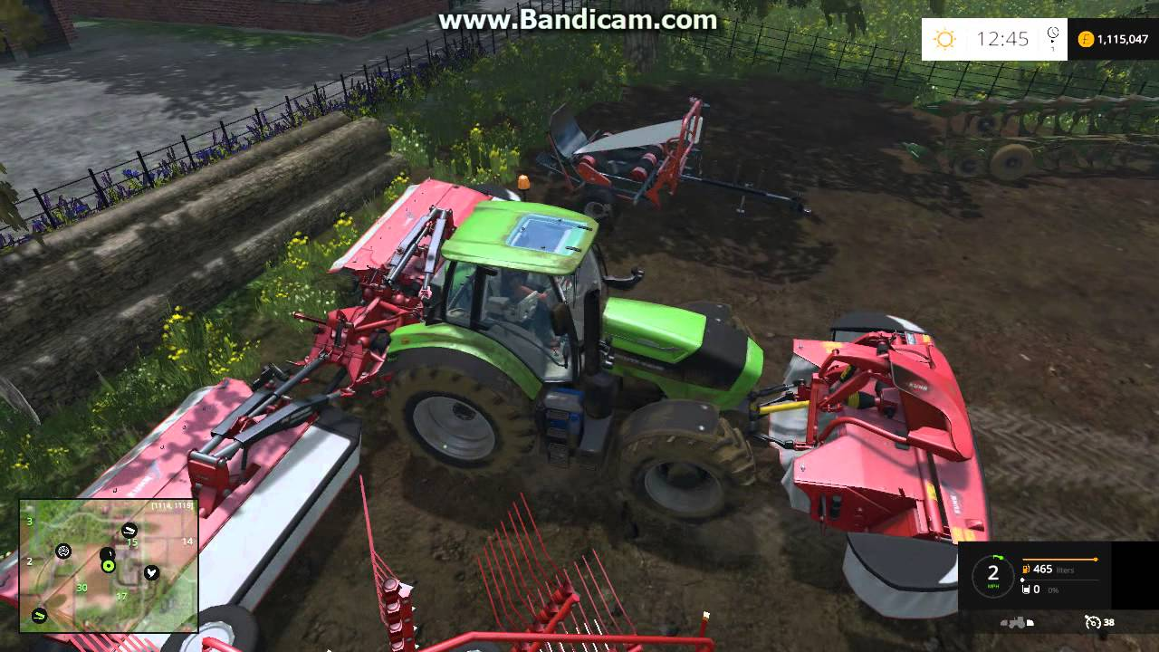 Farming Simulator 2015 Farm Farming Simulator 2015 Spring