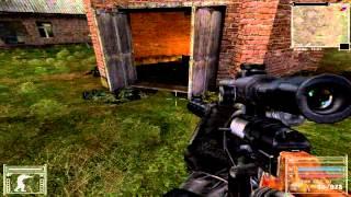 Прохождение игры stalker зона поражения 3 последствия