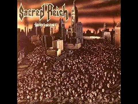 Sacred Reich - I Never Said Goodbye