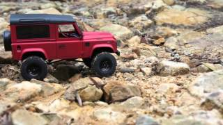 RC4WD 1/18 D90