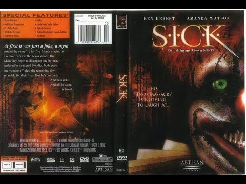 S.I.C.K Serial Insane Clown Killer 2003 HORROR MOVIE