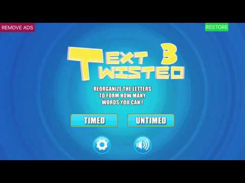Text Twisted 3 Premium APK Cover