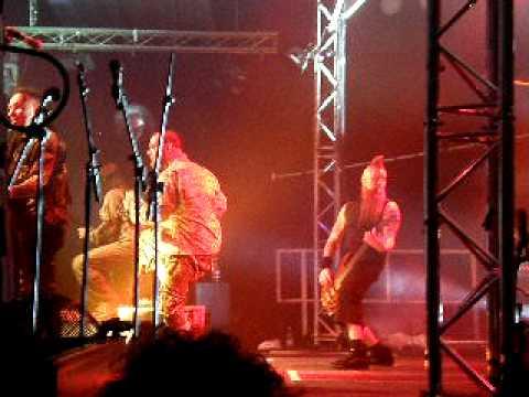 Five Finger Death Punch,Hammerfest ,Prestatyn/Wales,12.3.-14.3.2010