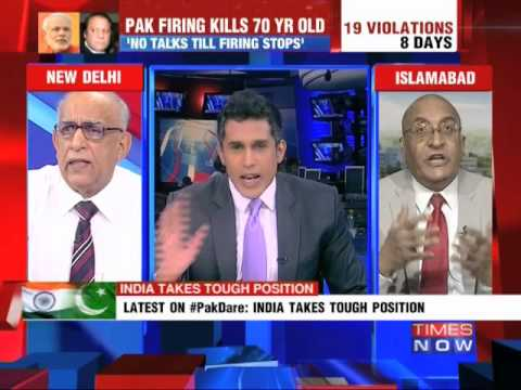 Debate: Pakistan's ceasefire violations