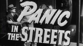 Panic In The Streets (1950) Trailer