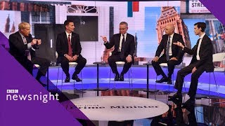 Tory leadership debate: MPs react to TV clash - BBC Newsnight