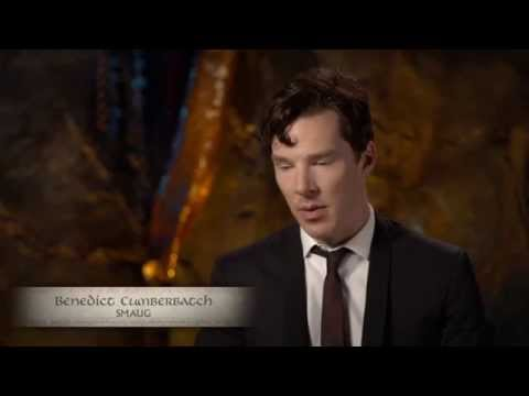 Benedict Cumberbatch's Hobbit Audition Tape