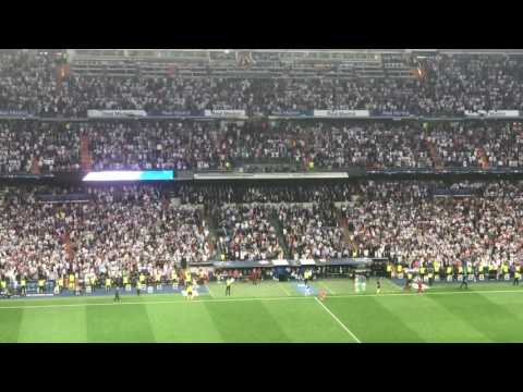 Real Madrid vs. Bayern Munich UCL - Ronaldo Third Goal