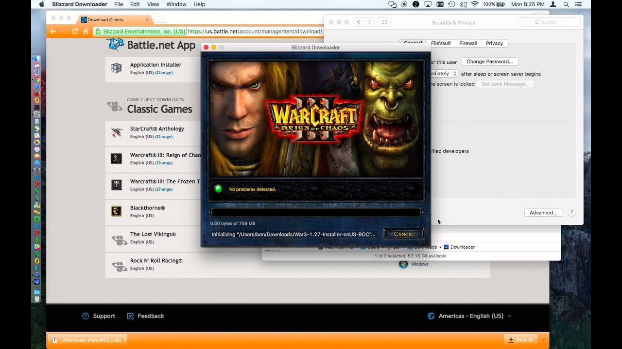 Game fix / crack: warcraft 3 v warcraft iii: reign of chaos latest version: fierce strategy game with all kinds of