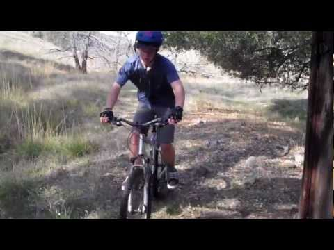 Mountain Biking: Midland School