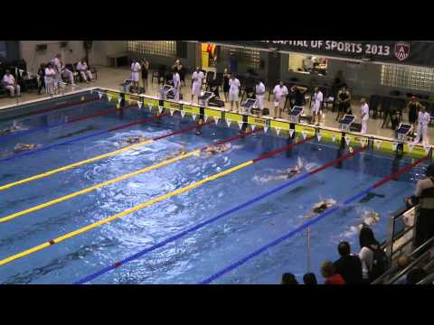 289  Championnat de Belgique Open Anvers Women, 200m Backstroke, Heat 5 of 6