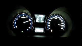 Hyundai Veloster Turbo 2012 (EU version) - acceleration 0-220 km/h