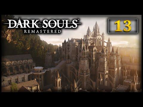 Dark Souls Remastered #13 - Anor Londo