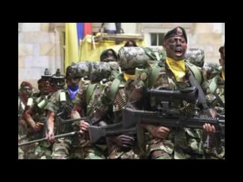 PODER MILITAR COLOMBIANO - Full [HD]