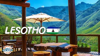 Discover Lesotho the Mountain Kingdom of Africa | 90+ Countries With 3 Kids